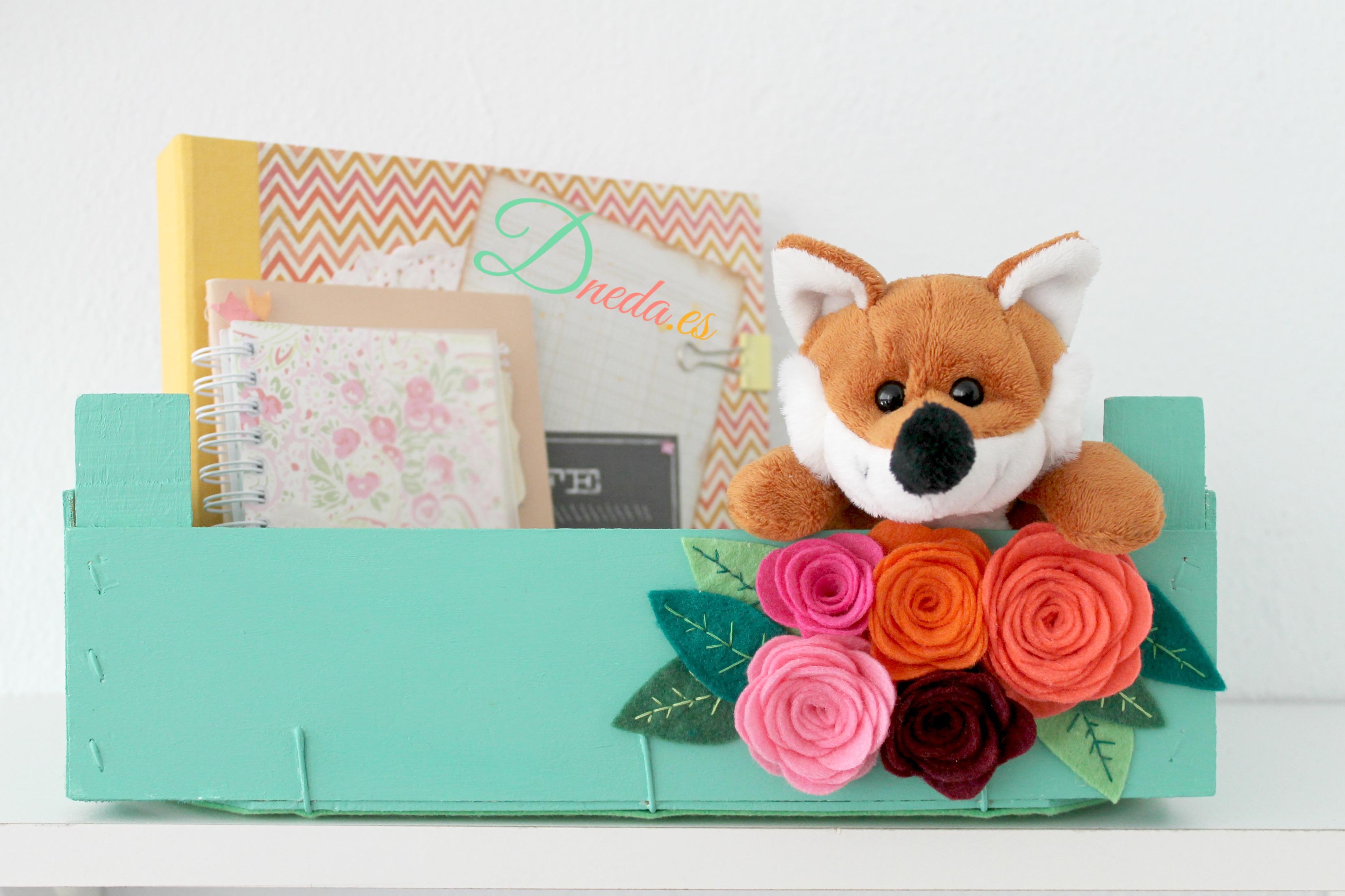 decorar cajas Dneda